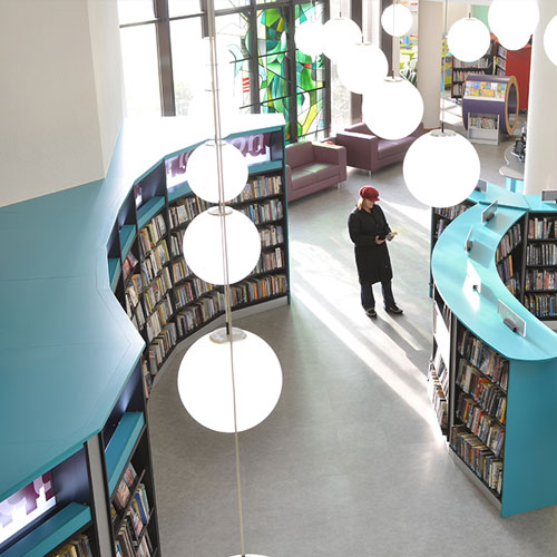 Library Design library design services and consultancy