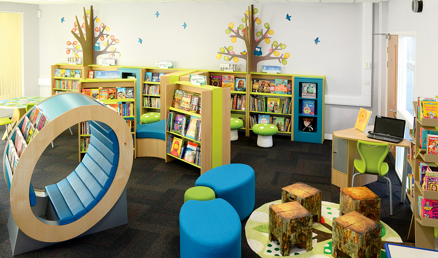 Primary School Library Design
