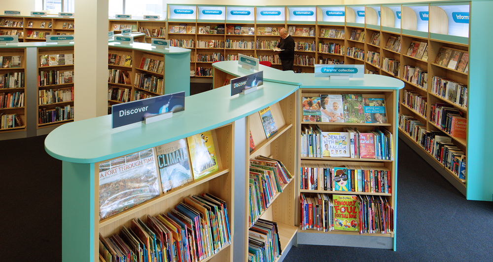 Library Furniture Suppliers For Public Libraries - Library furniture