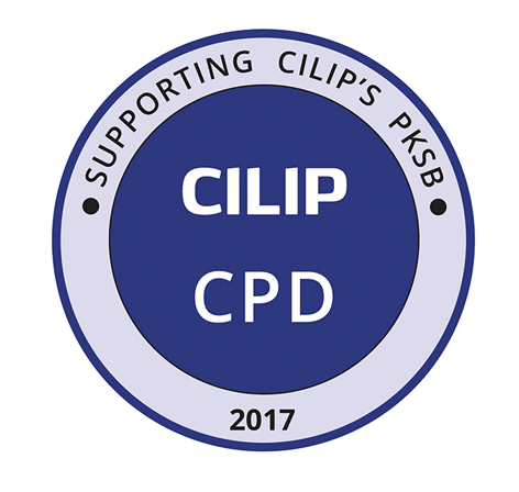 CILIP recognised CPD provider