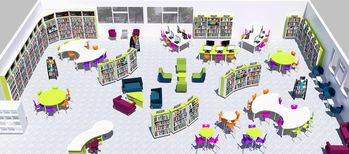 Library Design library design for secondary schools and academies