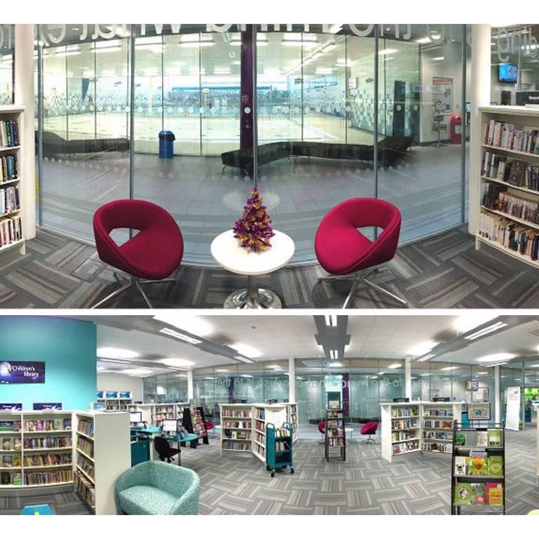 Orford Park Library, Warrington