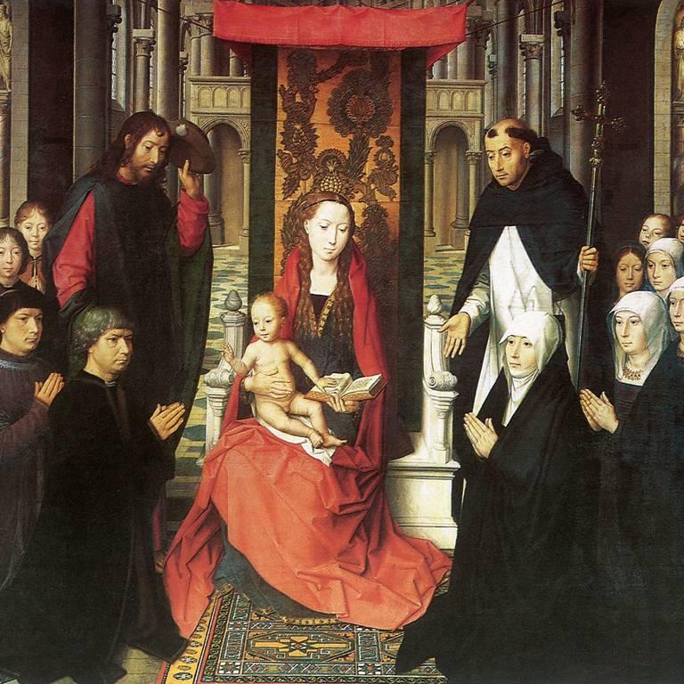 15th Century painting