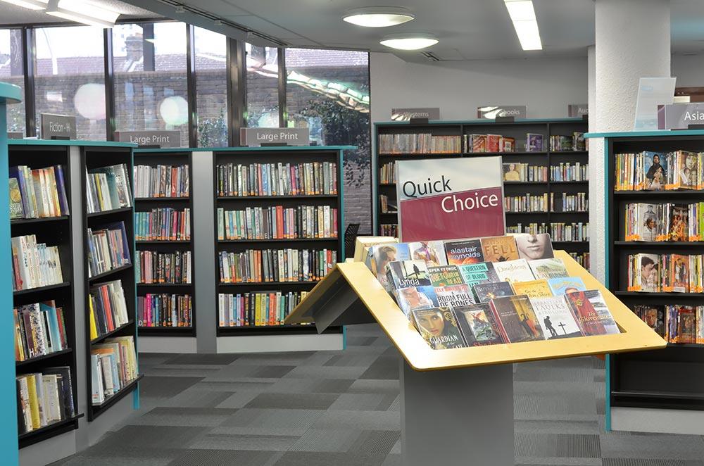Public Library Design Gallery