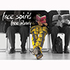 Library Graphic: Free Spirit