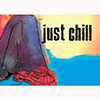 Library Graphic: Chill