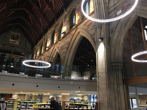 Lichfield Library becomes one of our most successful library design projects ever