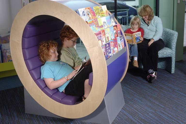 Children's innovative seating