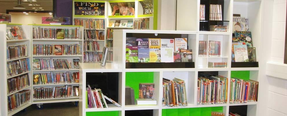 Werneth High School Library
