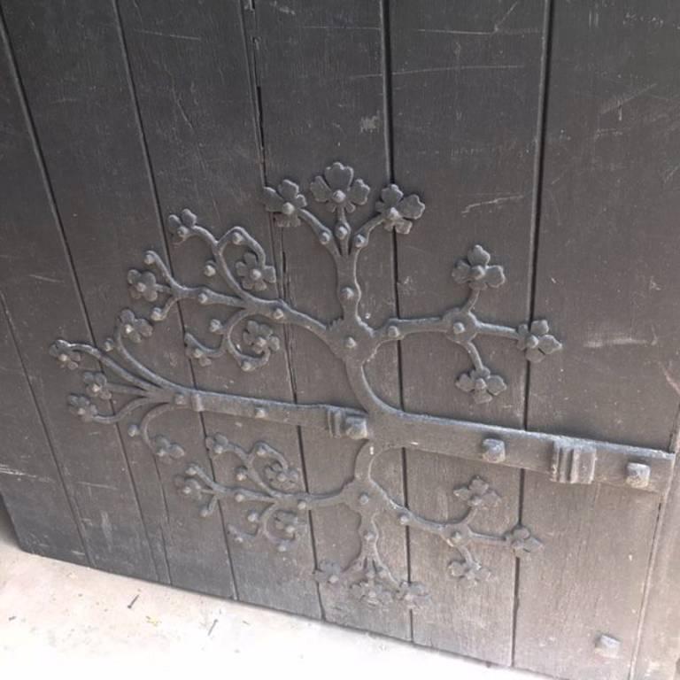 Decorative hinge