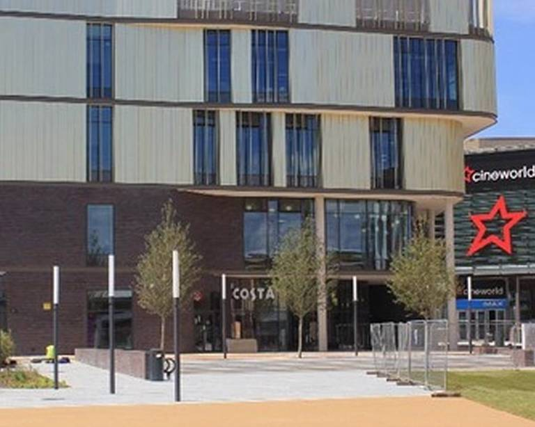 Southwater One Library A new joint services hub in Telford