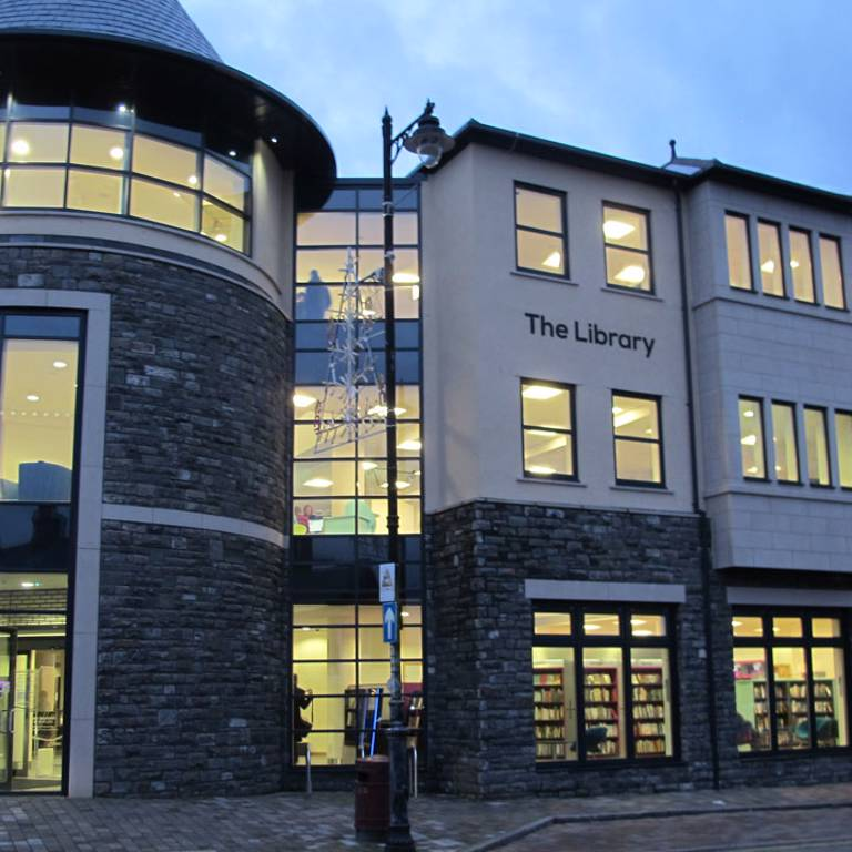 Caerphilly Library