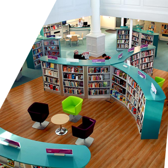 Library view