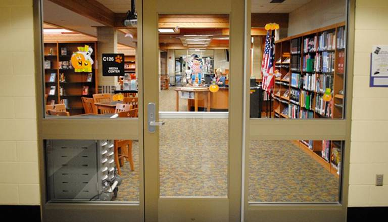 What is the smell of your library?