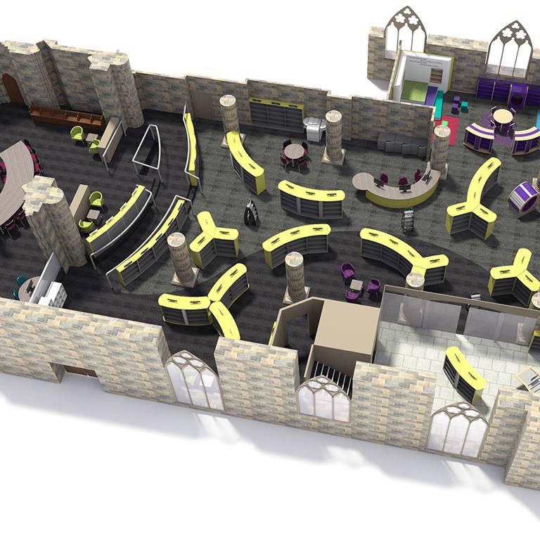3D Visual Map