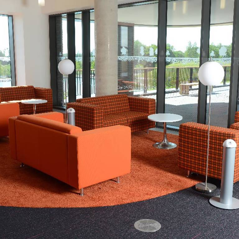 Breathing space, Southwater Library (Telford)